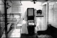 RMS Titanic Cabin Room