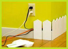 les 25 meilleures id es de la cat gorie cacher les fils lectriques sur pinterest cacher les. Black Bedroom Furniture Sets. Home Design Ideas