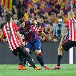 Copa del Rey: Barcelona se consagró campeón ante el Athletic de Bilbao