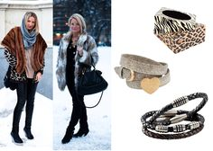 Trend Winter 2014 Animal prints  Take a look!  http://www.snowfall-beads.com/theme-collections/animal-print-collection/sig/3536