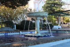 alameda apodaca Fountain, Outdoor Decor, Home Decor, Cities, Fotografia, Decoration Home, Room Decor, Water Well, Water Fountains