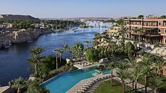 Enjoy a 5 star super luxury Egyptian tour. Spend 10 days and 9 nights exploring Cairo, Aswan, Nile Cruise and Luxor. Domestic flights are included. Stay at the Four Seasons Nile Plaza Cairo Hotel (Bed and Breakfast), Sofitel Legend Old Cataract Aswan Luxor, Top Hotels, Hotels And Resorts, Luxury Hotels, Florida Hotels, Luxury Travel, Death On The Nile, Le Nil, Dreams