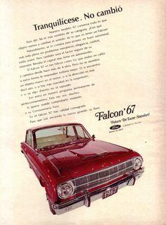 FORD FALCON, 1967.