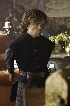 Game of Thrones - Tyrion Lannister. Um dos personagens preferidos, mas não conte pra ninguém..