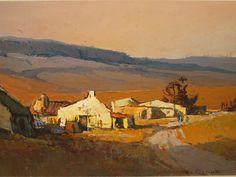 artist / conrad theys - Google Search Landscape Art, Landscape Paintings, Cityscape Art, South African Artists, Lovers Art, Creative Art, Art Gallery, Fine Art, Inspiring Art