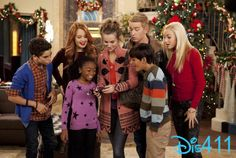 "Disney Channel's 2013 ""Fa-la-la-lidays"" Includes ""Jessie"" And ""Good Luck Charlie"" Crossover"