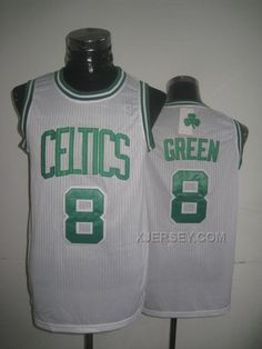 http://www.xjersey.com/celtics-8-green-white-new-revolution-30-jerseys.html CELTICS 8 GREEN WHITE NEW REVOLUTION 30 JERSEYS Only 32.17€ , Free Shipping!