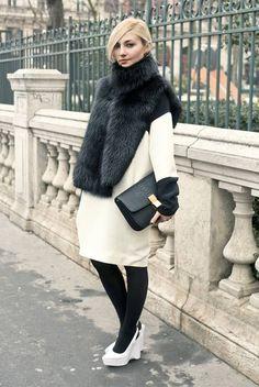 a la Paris Haute Couture 2013-Sharp!