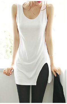 Gente, que blusa linda!!!Quero muito!   casual black and white inspiration //