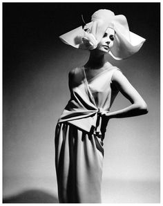 Gitta - photo by F.C. Gundlach, 1960