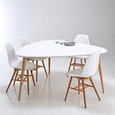 Table de salle à manger 6 personnes, Jimi La Redoute Interieurs - Table