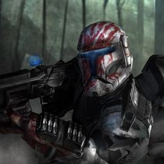 "This is one of my favorite troopers. I used to play this game ""Starwars Republic Commando"" until it broke :( Star Wars Baby, Star Wars Clone Wars, Star Wars Commando, Starwars, Republic Commando, Super Troopers, Galactic Republic, Star Wars Poster, Clone Trooper"