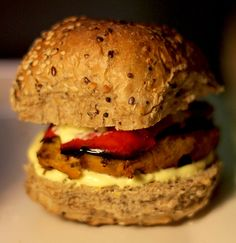 Pumpkin (w/chick peas) Burgers Recipe -skeptical, but ingredients look good enough