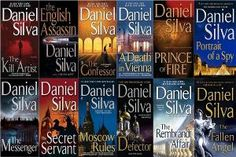 Daniel Silva Gabriel Allon selections