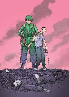 The Gamer - Jared Illustrations
