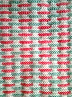 This Pin was discovered by Seh Slip Stitch Knitting, Knitting Stiches, Knitting Charts, Baby Knitting Patterns, Lace Knitting, Knitting Designs, Stitch Patterns, Crochet Patterns, Diy Scarf