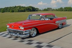 58 Buick, King of Chrome