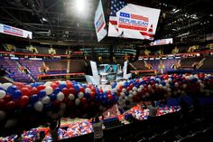 The 2016 Republican National Convention will be held in Cleveland, Ohio at the Quicken Loans Arena July 18-21, 2016.