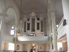 Christ's Church in Philadelphia, Pennsylvania