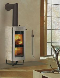 These are very likely the most efficient stoves in the world today, with burning efficiencies up to 93%