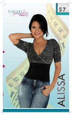 Fajate Body Shaping Top - Alissa $28.99 Discreet and stylish. Perfect everyday wear with a nice confidence boost!