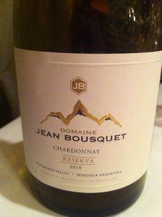 Altijd goed van Jean Bousquet. Ik dacht gedronken bij Bourla in Antwerpen?