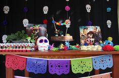 festa de aniversario caveira mexicana - Pesquisa Google