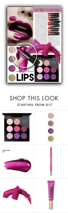 """#1193@"" by elena-gienko ❤ liked on Polyvore featuring beauty, MAC Cosmetics, Oris, Terre Mère, Urban Decay, Elizabeth Arden, Too Faced Cosmetics, NARS Cosmetics and candylips"