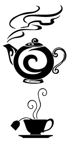 Tea Tribal Tattoos, Arabic Calligraphy, Tea, Arabic Handwriting, High Tea, Arabic Calligraphy Art, Teas, Tees