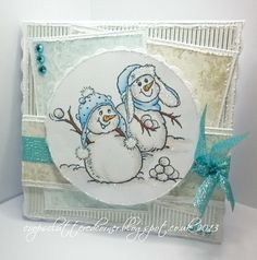Crafty Urchins: Stampendous snowball fight
