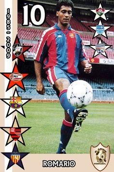 Romario - Barcelona FC