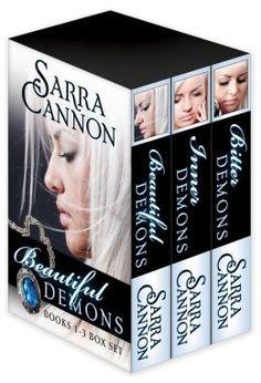 Beautiful Demons Box Set, Books 1-3: Beautiful Demons, Inner Demons, & Bitter Demons (Peachville High Demons)