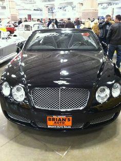 Bentley Continental GT Convertible Coupe  www.dealerdonts.com