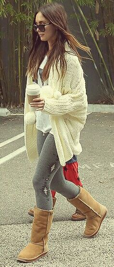 Megan Fox style