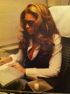 Beyonce - BOSS LADY!