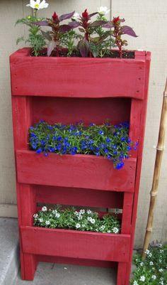 idee voor in de tuin