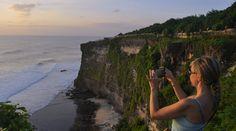 Sunset, Pura Uluwatu, Bali, Indonesia. Photo: © J.C. Pozo