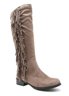 FRINGED DETAIL BOOT ($79)