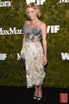 Julie Bowen in Marchesa at the Max Mara 2015 Women in Film Face of the Future event