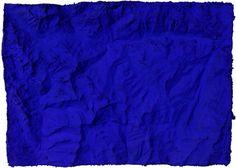 yves klein, rélief planétaire sans titre (RP 6), 1961