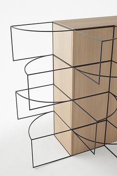 Nendo : trace-collection - ArchiDesignClub by MUUUZ - Architecture & Design