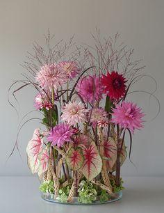 Bouquet summerflower theme ~ Andreas Verheijen - photo andreas verheijen