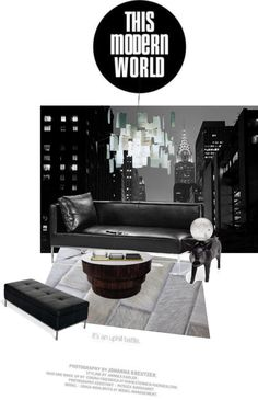 """""""this modern world"""" by misiki on Polyvore"""