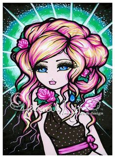 Hannah Lynn Art & Design: Designs & Collections on Zazzle Cute Coloring Pages, Coloring Books, Adult Coloring, Illustrations, Illustration Art, Hannah Lynn, Unicorns And Mermaids, Mermaid Coloring, Elephant Love