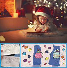 At Scribblemagiclab, we offer personalized gifts where you can turn childrens artwork into gift that we would have first magnified.Buy a gift that shows your childs artwork on it. Childrens Artwork, Personalized Christmas Gifts, Beautiful Drawings, Gifts For Mum, Family Kids, Kids Decor, Christmas Presents, Drawing S, Parents
