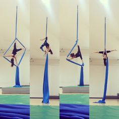 Silks, one day my strength will have me flying..