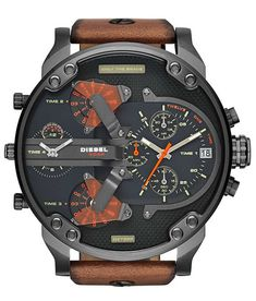 Diesel Mr. Daddy Watch - ♥ For 7-14% cash back savings on day to day purchases and a way to help our christian school and youth ministry, visit our Shopping Mall at Http://www.dubli.com/M04VB.