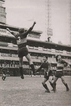 """El mejor """"3"""" de la historia del futbol argentino.. Silvio Marzolini."""