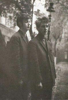 Young Paul n George