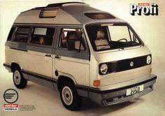 Volkswagen T3 Dehler Profi